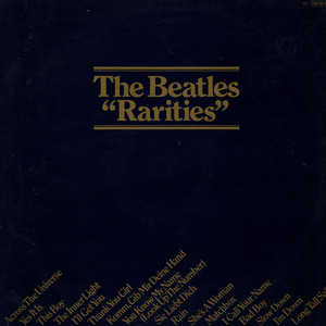 BEATLES, THE - Rarities - 33T