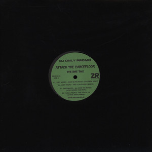 V.A. - Attack The Dancefloor Volume Two - 12 inch x 1