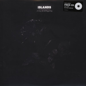 Islands A Sleep And A Forgetting LP