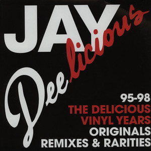 J DILLA AKA JAY DEE - Jay Deelicious Colored Edition - LP x 3