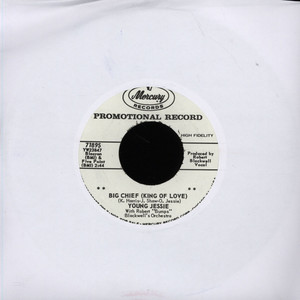 YOUNG JESSIE - Big Chief (King Of Love) - 7inch x 1