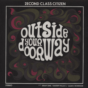 2ECOND CLASS CITIZEN - Outside Your Doorway EP - Maxi x 1
