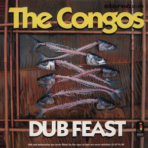 CONGOS, THE - Dub Feast - LP