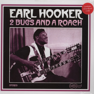 EARL HOOKER - 2 Bugs And A Roach - LP