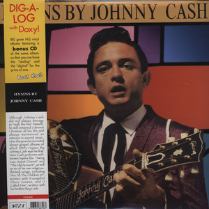 JOHNNY CASH - Hymns By Johnny Cash - 33T + bonus