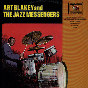 ART BLAKEY & THE JAZZ MESSENGERS - Live! - 33T