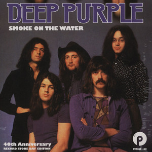 DEEP PURPLE - Smoke On The Water 40th Anniversary - 45T x 1