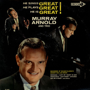 MURRAY ARNOLD AND TRIO - Great ! - LP