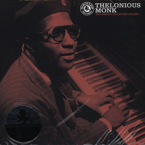 THELONIOUS MONK - The London Collection Volume 1 - 33T