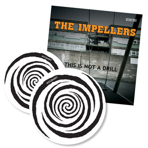 IMPELLERS, THE - This Is Not A Drill hhv.de Bundle - LP