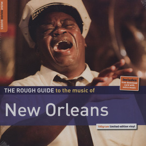 V.A. - The Rough Guide to New Orleans - LP