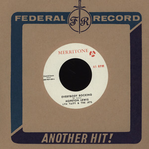 HOPETON LEWIS - Everybody Rocking - 45T x 1