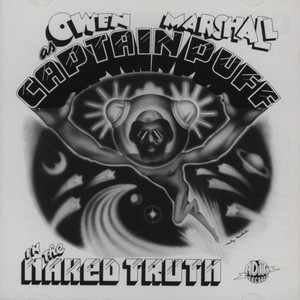 OWEN MARSHALL - The Naked Truth - CD