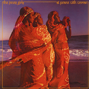 Jones Girls,The At Peace With Woman LP