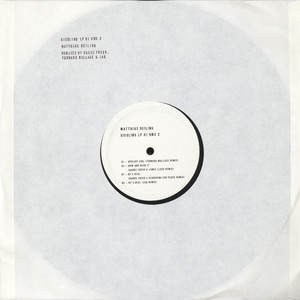 MATTHIAS REILING - Remixes Part 2 - 12 inch x 1