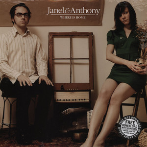 JANEL & ANTHONY - Where Is Home - LP