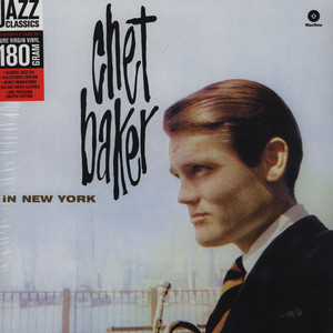 CHET BAKER - In New York - LP