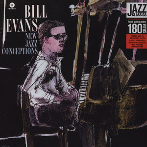 BILL EVANS - New Jazz Conceptions - 33T