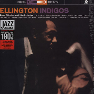 DUKE ELLINGTON & HIS ORCHESTRA - Ellington Indigos - 33T