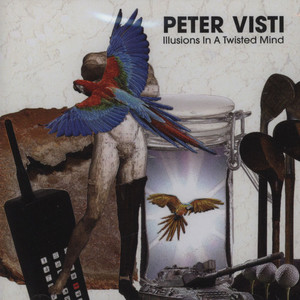 PETER VISTI - Illusions In A Twisted Mind - CD