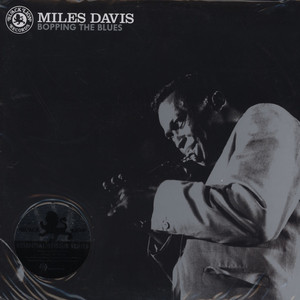 MILES DAVIS - Bopping The Blues - 33T