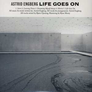 ASTRID ENGBERG - Life Goes On EP - 12 inch x 1