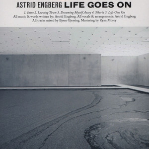 ASTRID ENGBERG - Life Goes On EP - CD