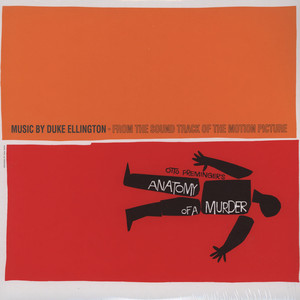 DUKE ELLINGTON - OST Anatomy Of A Murder - 33T