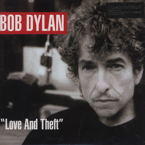 Bob Dylan Love+And+Theft LP