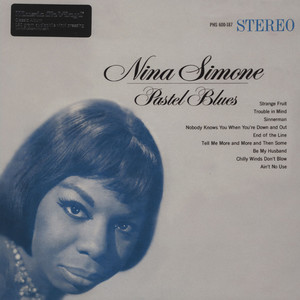 NINA SIMONE - Pastel Blues - LP