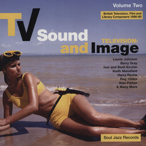 V.A. - TV Sound And Image - British Television, Film And Library Composers 1955-78 LP 2 - LP x 2 