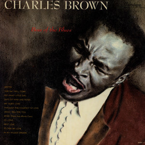 CHARLES BROWN - Boss Of The Blues - 33T