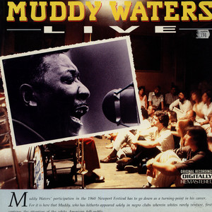 MUDDY WATERS - Muddy Waters Live - 33T