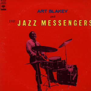 ART BLAKEY & THE JAZZ MESSENGERS - The Jazz Messengers - 33T