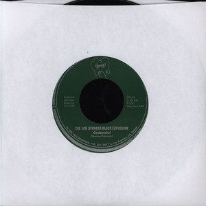 JON SPENCER BLUES EXPLOSION, THE - Gadzooks Jukebox Single #6 - 7inch x 1
