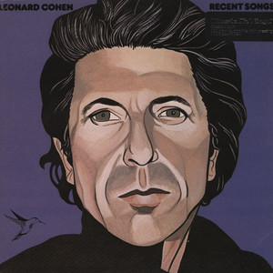 LEONARD COHEN - Recent Songs - 33T
