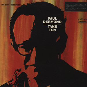 PAUL DESMOND - Take Ten - LP
