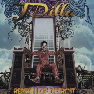 J DILLA AKA JAY DEE - Rebirth Of Detroit - CD
