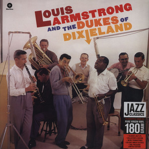 LOUIS ARMSTRONG - And The Dukes Of Dixieland - LP