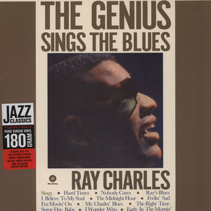 RAY CHARLES - Genius Sings The Blues - LP