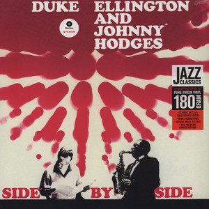 DUKE ELLINGTON / JOHNNY HODGES - Side By Side - 33T