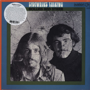 HOLLINS & STAR - Sidewalk Talking - LP