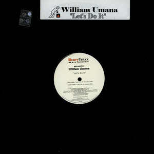 WILLIAM UMANA - Let's Do It - Maxi x 1