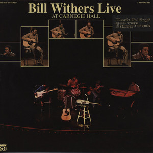 BILL WITHERS - Live At Carnegie Hall - LP x 2