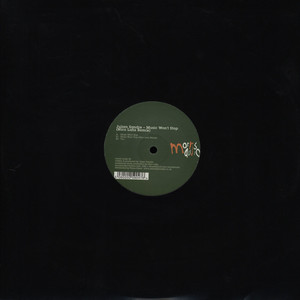 JULIEN SANDRE - Music Wont Stop - 12 inch x 1