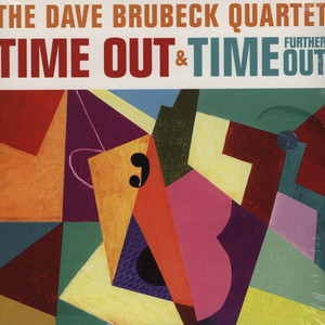 DAVE BRUBECK - Time Out / Time Further Out - LP x 2