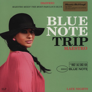 MAESTRO - Blue Note Trip - Late Nights - LP x 2
