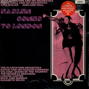 V.A: - Harlem Goes To London - LP