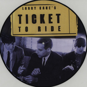 BEATLES, THE - Larry Kane's Ticket To Ride - 33T