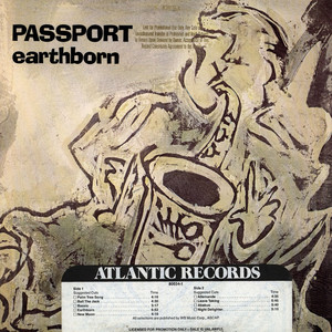 PASSPORT - Earthborn - LP